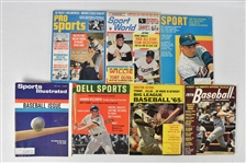 Minnesota Twins Collection of Magazines